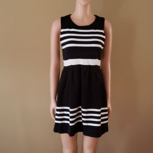 J.Crew fit and flare dress size XS